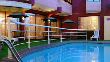 Hotel Arenas Blancas